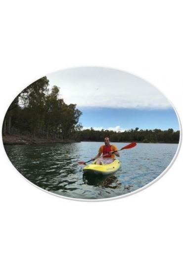 007.Alquiler de kayaks.