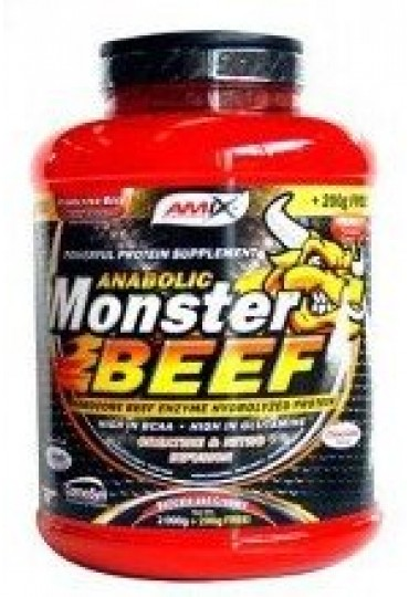 003.Proteínas Monster Beef de Amix Nutrition